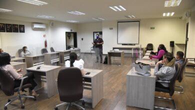 Photo of Capacita Consulado Norteamericano a personal de Oficina de Pasaportes de Ahome.