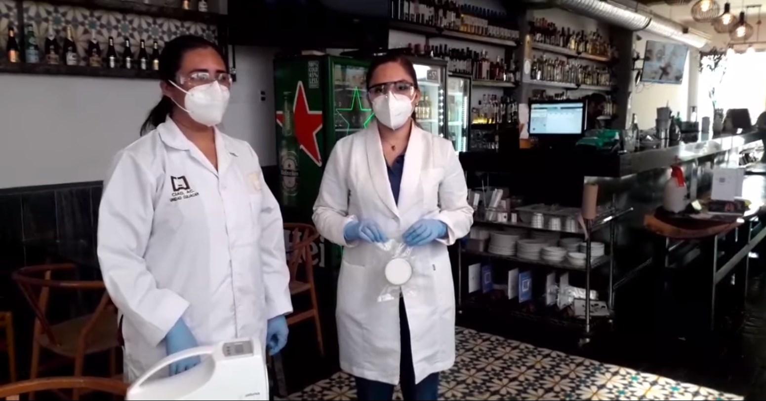 Photo of Coepriss, CIAD e Intercamaral impulsan monitoreo del aire en espacios cerrados para la detección del SARS-CoV-2