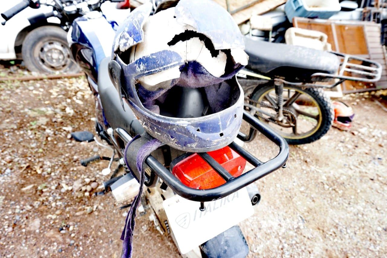 Photo of Usar el casco en motocicleta es la diferencia entre la vida y la muerte: Cruz Roja El Fuerte