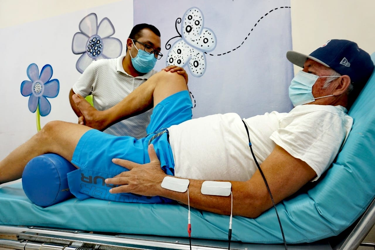Photo of Más de la mitad de los pacientes de fisioterapia son por accidentes de motocicletas: CRIM El Fuerte