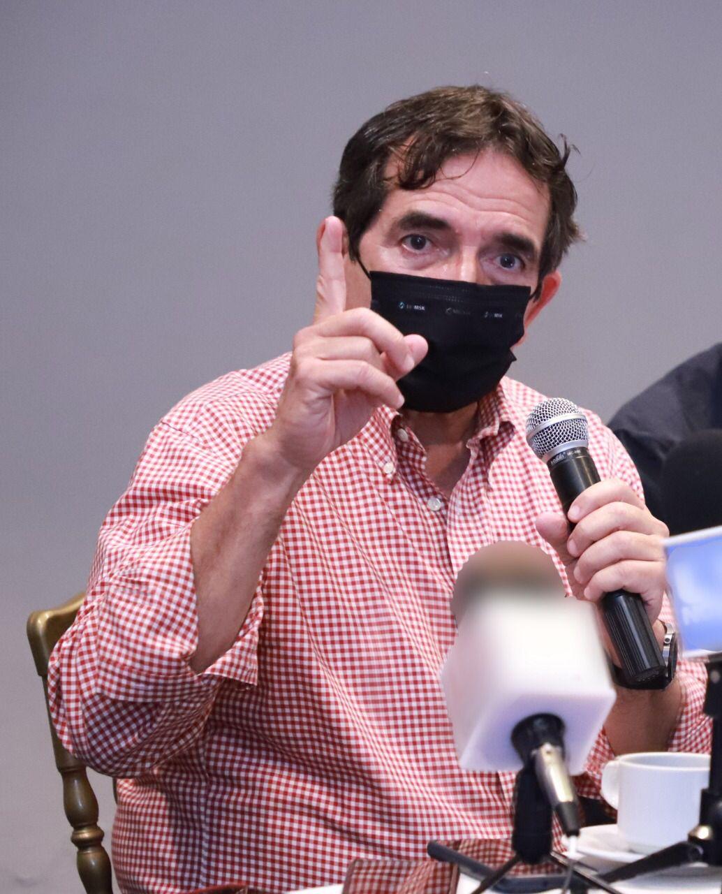 """Photo of """"El grave rebrote de COVID 19 que estamos viviendo tiene mucho que ver con la falta de coordinación de los 3 niveles de gobierno"""": Héctor Melesio Cuén Ojeda"""