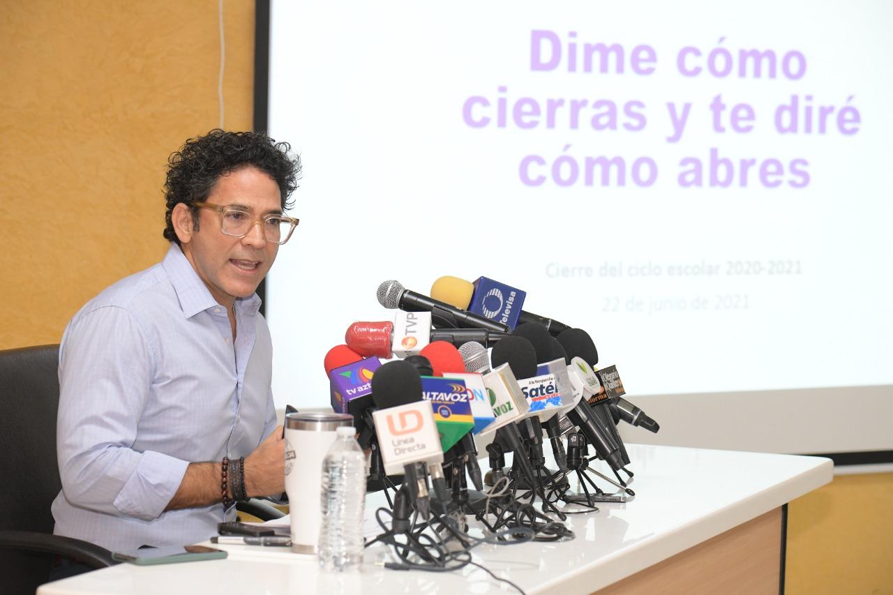 Photo of Sinaloa coincide con el Presidente Andrés Manuel López Obrador: el regreso a clases es por el convencimiento, nada por la fuerza