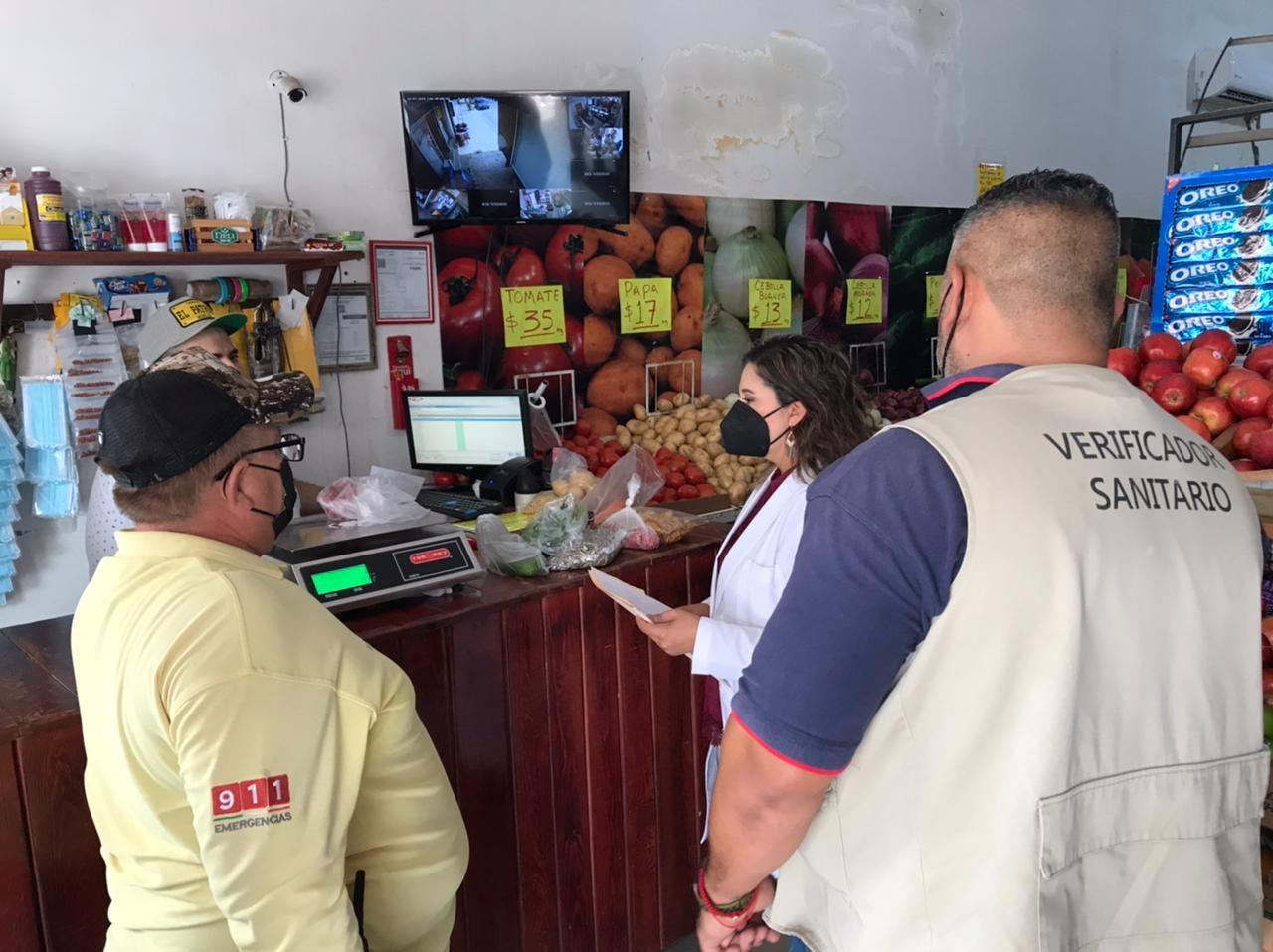 Photo of Las inspecciones a comercios no se detendrán; no podemos bajar la guardia: Salud El Fuerte