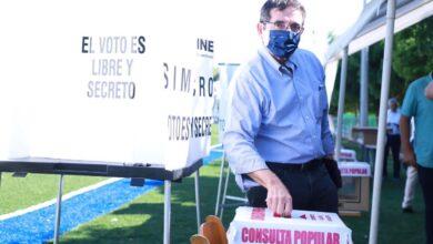 Photo of La Consulta Popular abre el camino para consolidar una democracia participativa.