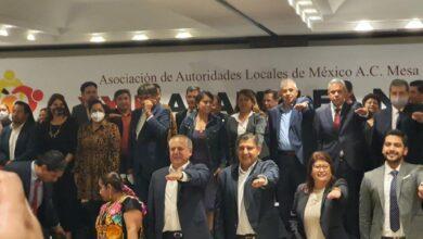 Photo of Gerardo Vargas, Recibió el Nombramiento de Vicepresidente de la Asociación de Autoridades Locales de México, A.C.,