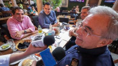 Photo of EL OBJETIVO ERA QUE RUBEN ROCHA FUERA NUESTRO PROXIMO GOBERNADOR Y ESA META SE CUMPLIO: HÉCTOR MELESIO CUÉN