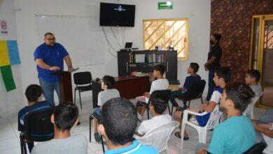 Photo of Imparten Conferencia Sobre el Tema los Factores de protección Sobre el Suicidio.