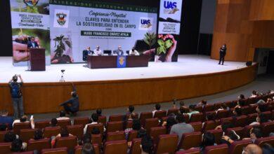 Photo of La UAS Desarrolló la Conferencia Magistral Titulada, Claves para Entender la Sostenibilidad en el Campo.