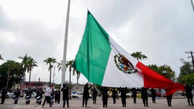 Photo of Conmemorar el 174  Aniversario de la  Defensa de los Niños Héroes de Chapultepec.