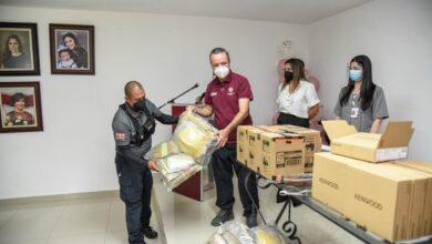 Photo of Con un Valor, de más de 238  mil Pesos Recibe Equipamiento  Protección civil Ahome.