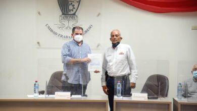 Photo of Juan Francisco Fierro, Recibió el Informe de la Comisión de Revisión para el Análisis de la Propuesta de Valores Unitarios de Suelo y Construcciones 2022,