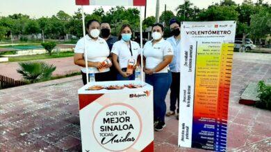 Photo of El (IMM) EL FUERTE  ha llevado  una serie de actividades a favor del cuidado y protección de las mujeres.