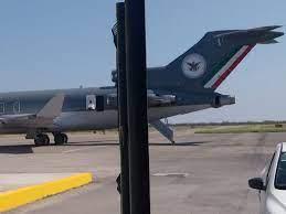 Photo of SORPRESIVO ARRIVO DE AVION B-727 DE LA GN CON 60 REOS FEDERALES ABORDO.