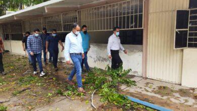 Photo of Huracán Pamela,  Causo  Caída de Árboles, Bardas Dañadas, Aulas y Laboratorios, no Sufrieron Afectaciones.