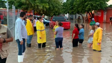 Photo of Presidente Municipal de Ahome  Realizó un Recorrido por las zonas  más Afectadas por las Lluvias.