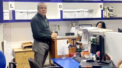 Photo of Dentó del proceso de Entrega-Recepción el Lic.  Gerardo Vargas Landeros, visitó las oficinas de la  (JAPAMA).