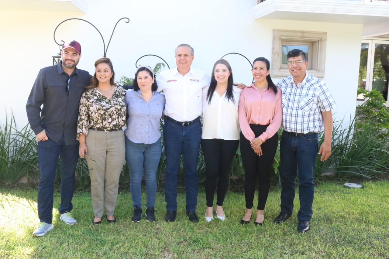 Photo of Se Reúne Alcalde Electo con Diputados Locales, para Buscar Soluciones a las Necesidades del Municipio de Ahome.